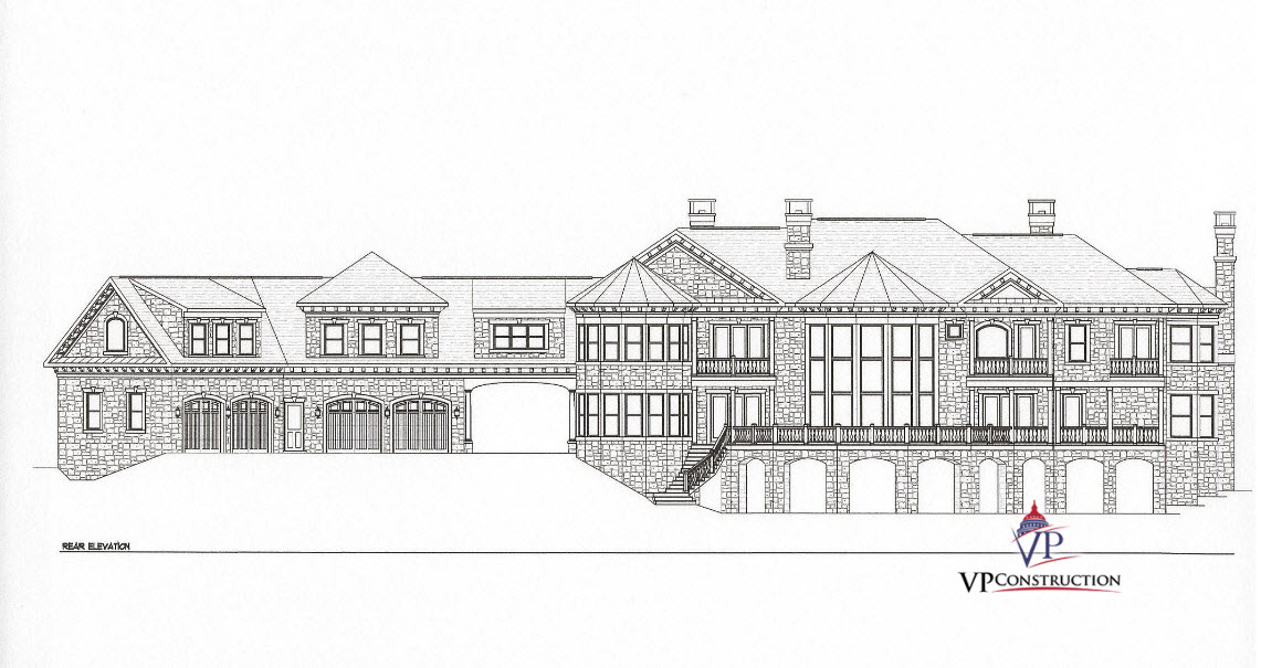Custom Home 16000 sqft The Chelsea Model (2)