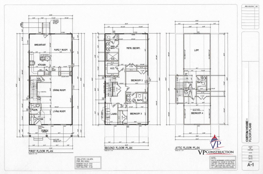 Custom Home 3601 sq ft  The Jennifer Model (3)