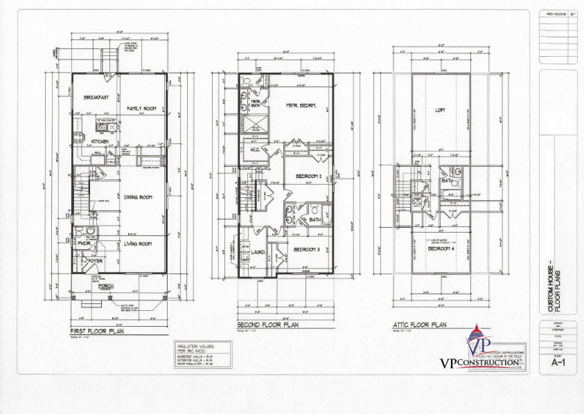 Custom Home 3610 sq ft  The Jennifer II Model (3)