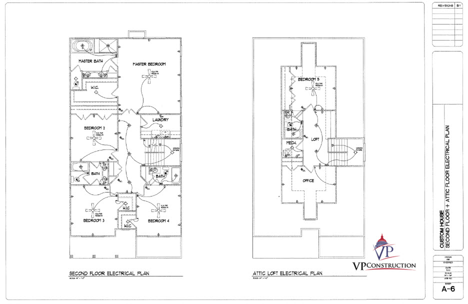 Custom Home 5500 SqFt The Arlington Model (7)