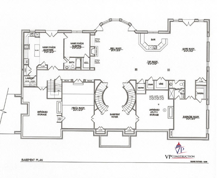 Custom Home 7000 sqFt The Thomas Model (5)