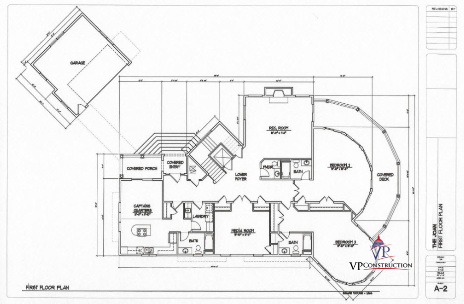Custom Home Coastal 7800 sq ft The Joan Model (5)