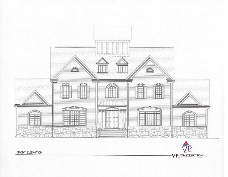 Custom Home Coastal 8000 sqFt The Grace Model (1)