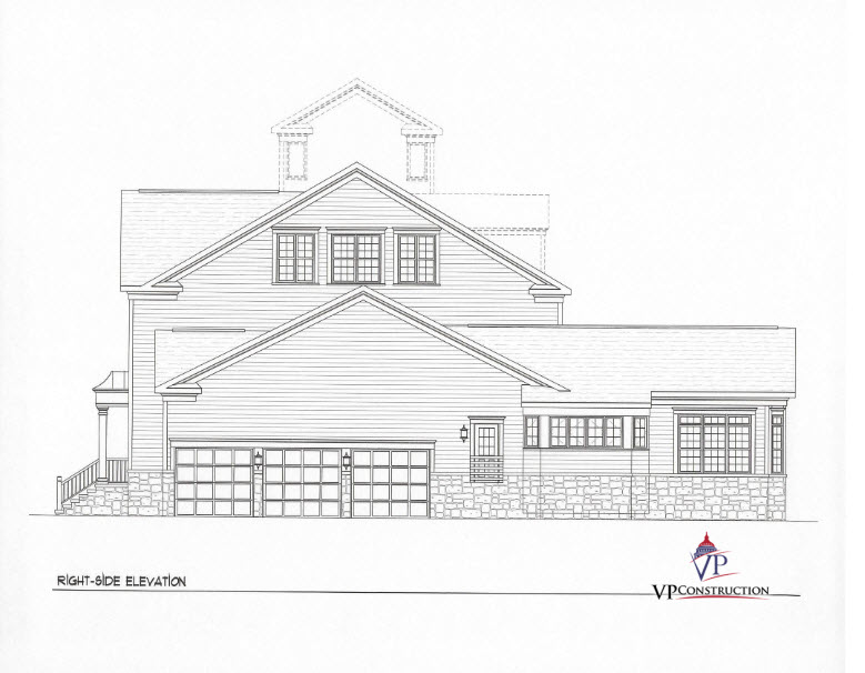 Custom Home Coastal 8000 sqFt The Grace Model (5)