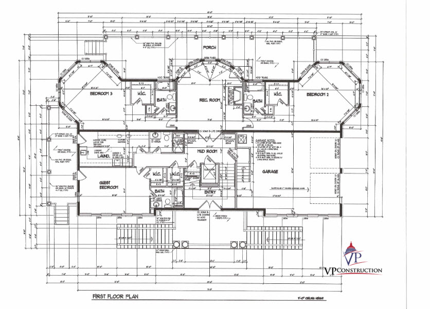 Custom Home Coastal 9000 sqFt The Christina II Model (5)